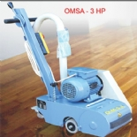 OMS-A 3- 3 HP OSTAŞ AHŞAP PARKE SİLİM MAKİNASI-MONOFAZE