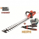 GT5055KIT2 BLACK&DECKER 500 W ELEKTRİKLİ ÇİT BUDAMA VE KESME MAKİNASI