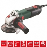 METABO - WEV 10-125 QUICK - 1.000 W - 125 MM AVUÇ TAŞLAMA