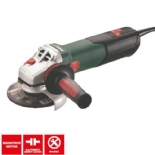 METABO - W 12-125 QUICK - 1.250 W - 125 MM AVUÇ TAŞLAMA